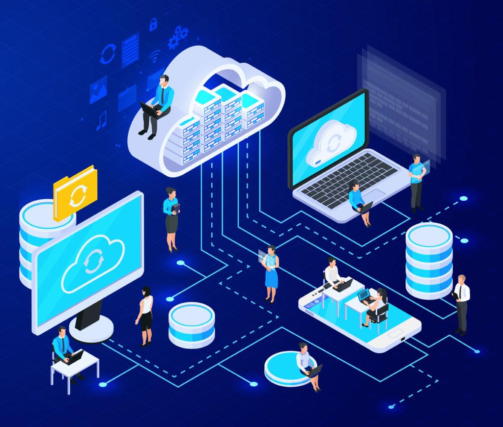 image article cloud et agilite