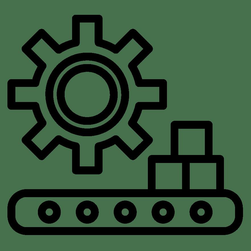 Picto gestion de production