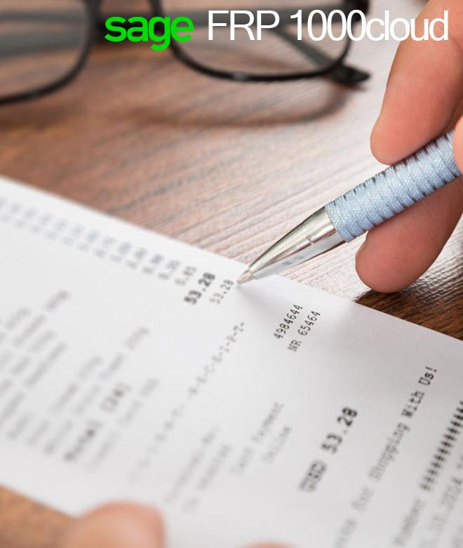 sage FRP 1000cloud note de frais
